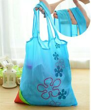 Reusable Folding Tote Bags Strawberry Shopping Bags Practical Grocery Bags - LD