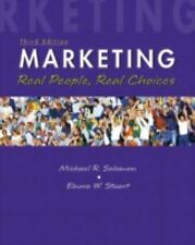 Marketing: Real People, Real Choices (3rd Edition)