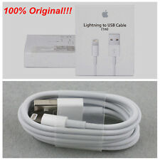 Original Genuine Apple iPhone 6S 6 Plus 5S 5 SE USB Lightning Charge Data Cable