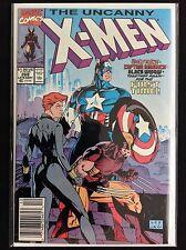 UNCANNY X-MEN #268 Lot of 1 Marvel Comic Book - High Grade!
