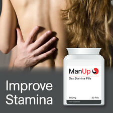 MAN UP SEX STAMINA PILL CAPSULES PORN STAR SEX FOR HOURS ALL NIGHT CUM HARD
