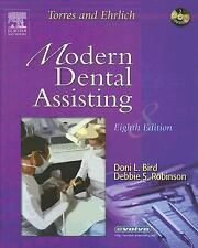 Torres and Ehrlich Modern Dental Assisting Package: With Two Bind-in CD-ROM's