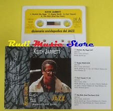 MC KEITH JARRETT jazz 1991 italy CURCIO DEJ-18 no cd lp dvd vhs