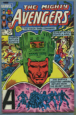 Avengers #243 1984 Secret Wars Marvel Comics D