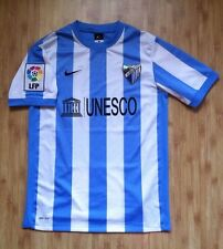 4,7/5 MALAGA SPAIN 2011 2012 ORIGINAL FOOTBALL HOME CAMISETA SHIRT JERSEY NIKE