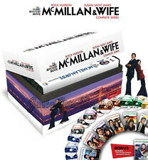 McMillan and Wife: Complete TV Series Season 1 2 3 4 5 6 DVD Boxed Set
