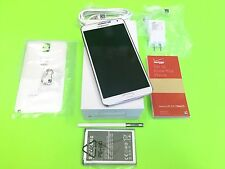NEW Samsung Galaxy Note 3 SM-N900V 32GB 4G LTE Verizon White Factory Unlocked