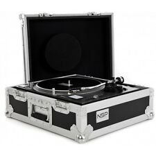 DJ Turntable FLIGHT CASE-PER TECHNICS sl1210 e 1200s
