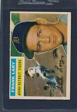 1956 Topps #191 Frank Lary Tigers EX 56T191-91215-3