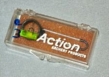 "Vintage ACTION Replacement Large ""PEEP SIGHT & LEVEL"" for Classic Target Archery"