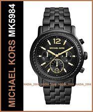 MICHAEL KORS MK5984 BAISLEY CHRONOGRAPH WATCH, Brand New w tags and MK case