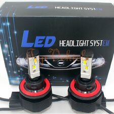 H13 9008 CREE LED 180W 18000LM Headlight Conversion Kit H/L Beam 6K Bulbs 6000K