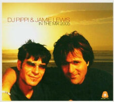 DJ PIPPI & JAMIE LEWIS = in the mix 2005 =2CD= FUNKY ELECTRO GARAGE HOUSE MIX