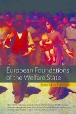 NEW - European Foundations of the Welfare State by Kaufmann, Franz-Xaver