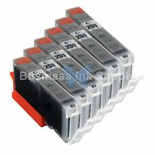 6 GREY CLI-251XL Ink Tank for Canon Printer Pixma MG6320 MG7120 iP8720 CLI-251Gr