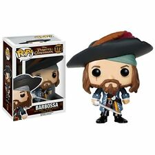 "PIRATES OF THE CARIBBEAN BARBOSSA 3.75"" FIGURINE POP EN VINYLE 173 FUNKO"