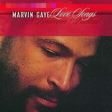 Love Songs: Bedroom Ballads by Marvin Gaye (CD, Jan-2002, Motown)