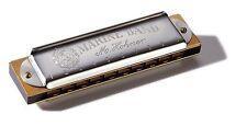 HOHNER MARINE BAND FULL CONCERT 1896/40 G OCTAVE TUNED 10-HOLE HARMONICA