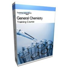 General Chemistry Chemist Medic Training Book Course