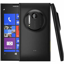 "Unlocked New Nokia Lumia 1020 - 32GB 4.5"" NFC Windows Phone 8.0 Smartphone Black"