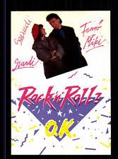 Rockn Roll Autogrammkarte Original Signiert ## BC 57047
