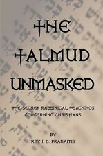 The Talmud Unmasked - 1447881184
