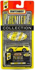 Matchbox World Class Series 1 Premiere Collection Dodge Viper RT/10 New On Card