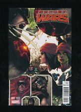 MARVEL COMICS SECRET WARS #1 2015 PREVIEW FINAL COVER 8