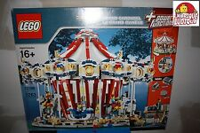 Lego - boite grand carousel carrousel manège rare collector 10196 NEUF