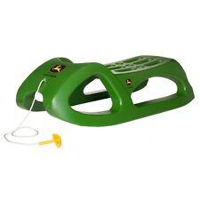 Rolly Toys John Deere Snow Cruiser Schlitten Wintersport Winterspaß grün
