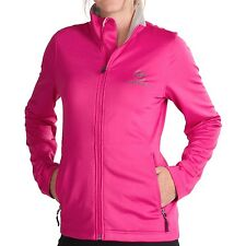 Rossignol Clim Soft Shell Jacket (For Women) - M - Berry Pink - Brand New!