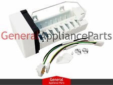 Whirlpool Maytag Kenmore Refrigerator Replacement Icemaker W10190981 W10122533
