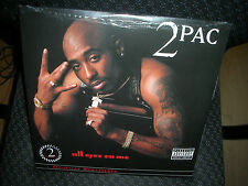 2PAC **All Eyez on Me [PA] **BRAND NEW DOUBLE RECORD LP VINYL