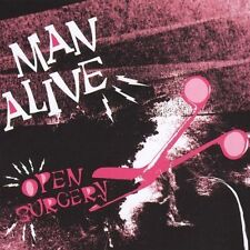 Open Surgery by Man Alive (CD, Sep-2005, The Militia Group)