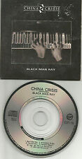 CHINA CRISIS Black Man ray w/ ANIMALISTIC ZOO MIX MINI 3 INCH CD single CD3 1985