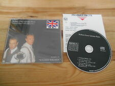 CD Pop Rob Green / Jerome Flynn - Unchained (3 Song) Promo BMG RCA sc + Presskit