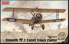 Roden 1/72 Sopwith TF.1 Camel Trench Fighter # 052