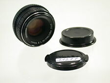 SMC PENTAX M 2/50 50 50mm F2 2 adaptable MFT NEX A7  /16