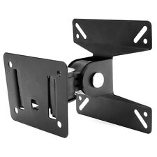 TV Bracket Wall Mount for 14 ~ 24 Inch Full Motion Swivel LCD LED TV