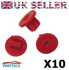 FORD FOCUS MONDEO PUMA ENGINE UNDERTRAY TRIM CLIPS COVER PLASTIC GROMMET NUT