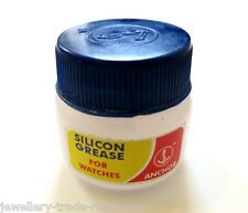 Silicone Watch Grease for Waterproofing Rubber O Ring Gaskets Seals Washers etc