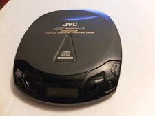 jvc walkman portable cd player discman hyper bass 1 bit dual dac shock protect