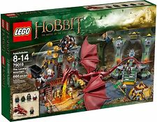 Lego 79018 The Lonely Mountain Retired Hobbit Five Armies LOTR Lord of the Rings