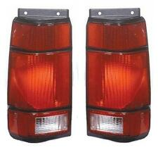 91 92 93 94 Ford Explorer Taillight Pair Set Both NEW Taillamp Left and Right