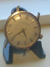 Vintage Mens Nivada Grenchen Croton Antarctic IV Wrist Watch / Working Condition
