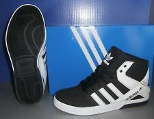 MENS ADIDAS HARDCOURT BLOCK colors BLACK / RUNNING WHITE / BLACK SIZE 11