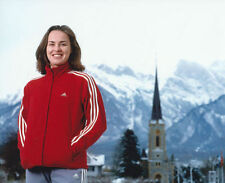 MARTINA HINGIS UNSIGNED PHOTO - 6304 - GORGEOUS!!!!!