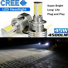 1x H4 45W Car Motorcycle Bike 4500LM CREE LED HeadLight H/L Head Beam Bulb White