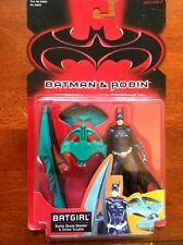 "Batman and Robin ""Batgirl"" Action Figure by Kenner New"