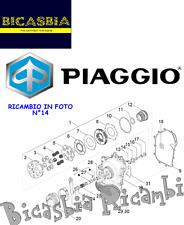 129019011R ORIGINAL PIAGGIO PIATTO SPINGIDISCO FRIZONE APE CALESSINO 400 CLASSIC